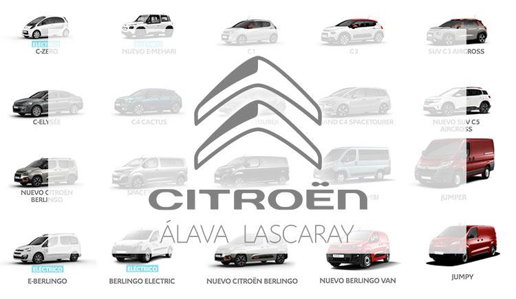 Configurador de coches Citroën